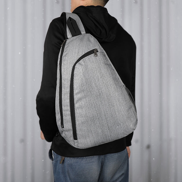 New Sling Bag - WATERFLY New Fashion Chest Sling Backpack