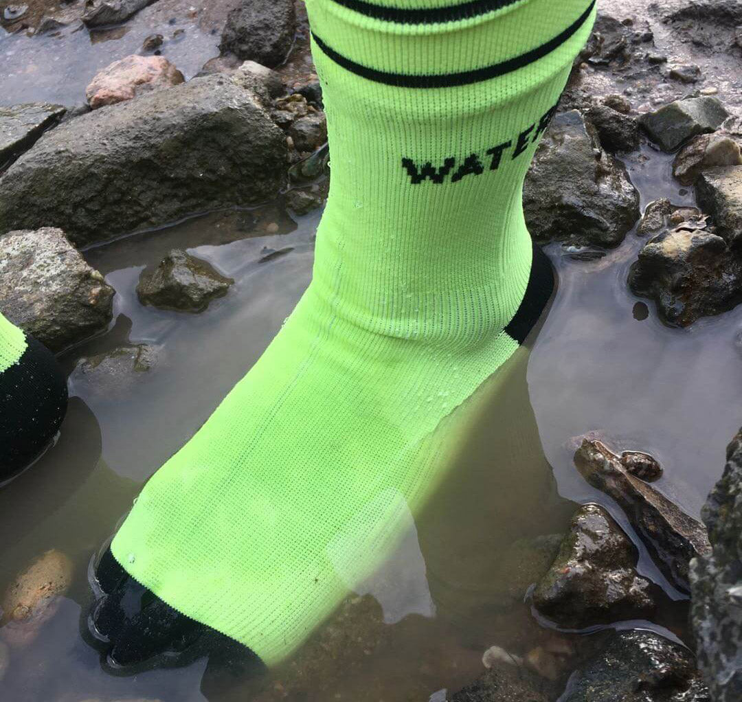 Waterfly Waterproof Socks, Really 100% WATERPROOF?