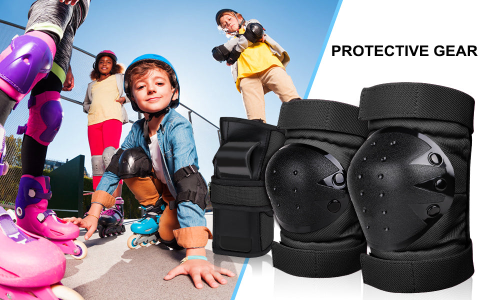 Knee Pads for Kids & Youth