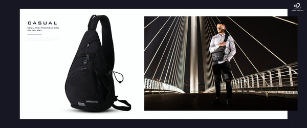 Sports Sling Backpack