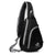 WATERFLY Fashion Chest Sling Backpack for college studet