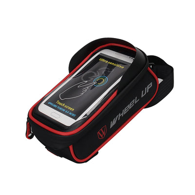 WATERFLY Waterproof Bicycle Frame Bag - waterfly