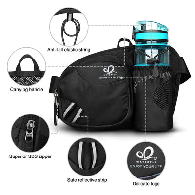 Sample fee for one waist bag - waterfly