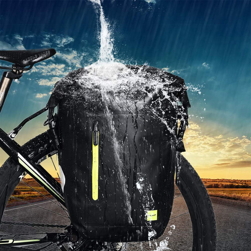 Waterfly 25L Bike Panniers Bags (2 Packs)