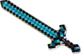 Inflatable Pixel Sword (Blue Sword)