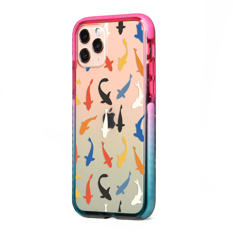 Koi Fishes Impact iPhone Case