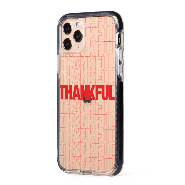 Thankful Impact iPhone Case