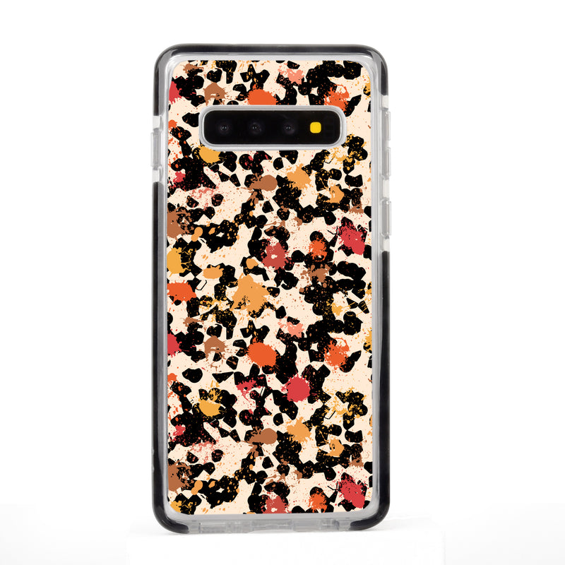 Abstract Fall Art Samsung Case