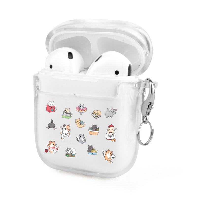 Funny Kawaii Airpods Case