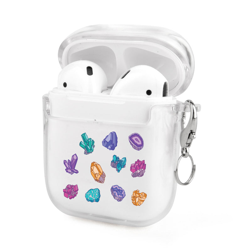 Healing Crystals Airpods Case