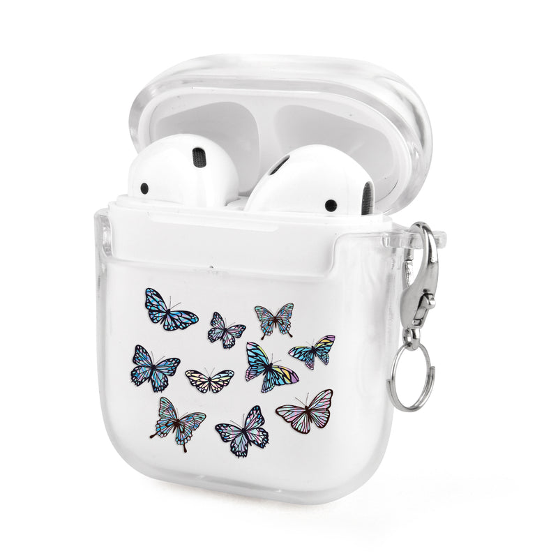 Gradient Butterflies Airpods Case