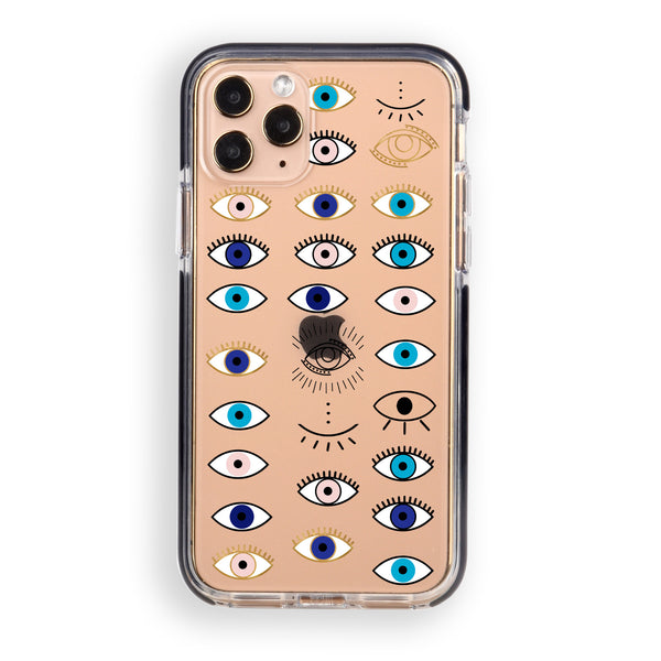 Evil Eyes iPhone Case
