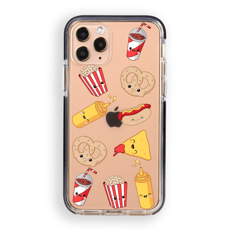 Movie Night iPhone Case