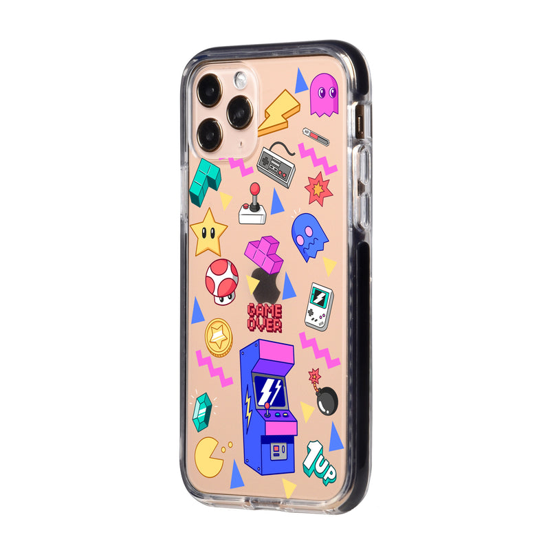Retro Arcade Games iPhone Case
