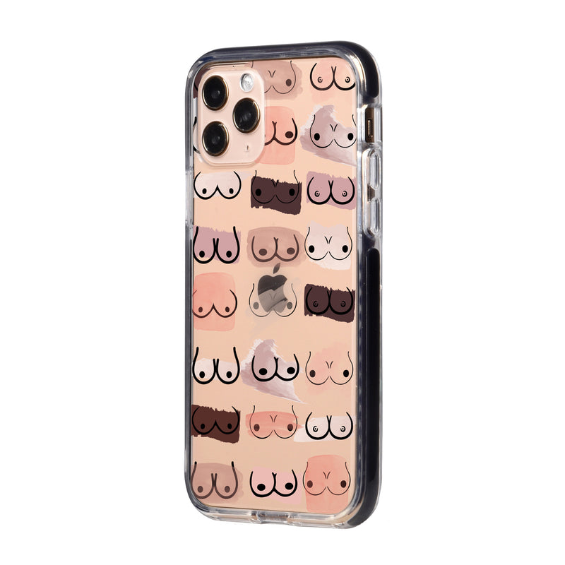Boobies iPhone Case