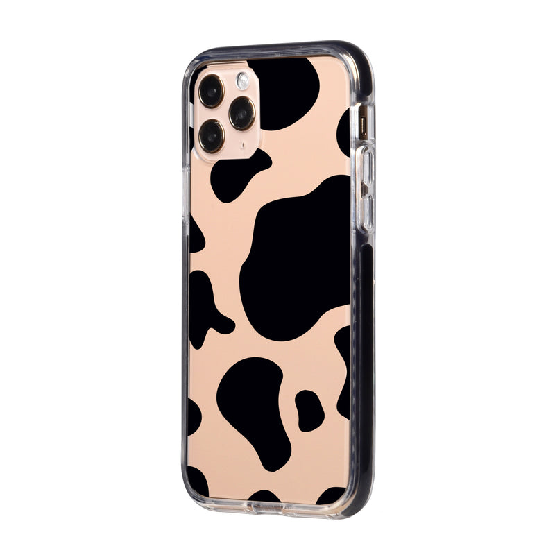 Cow Print Pattern iPhone Case
