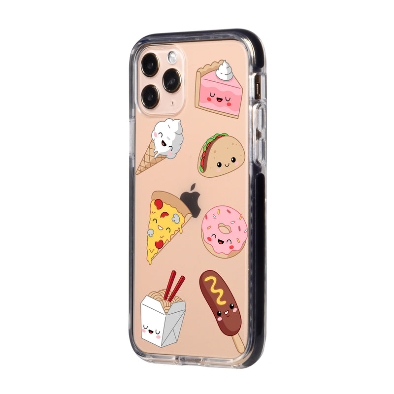 Fast Foods Collage iPhone Case
