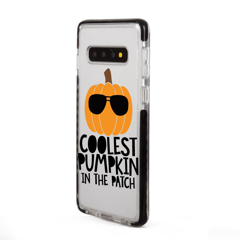 Cool Pumpkin Samsung Case