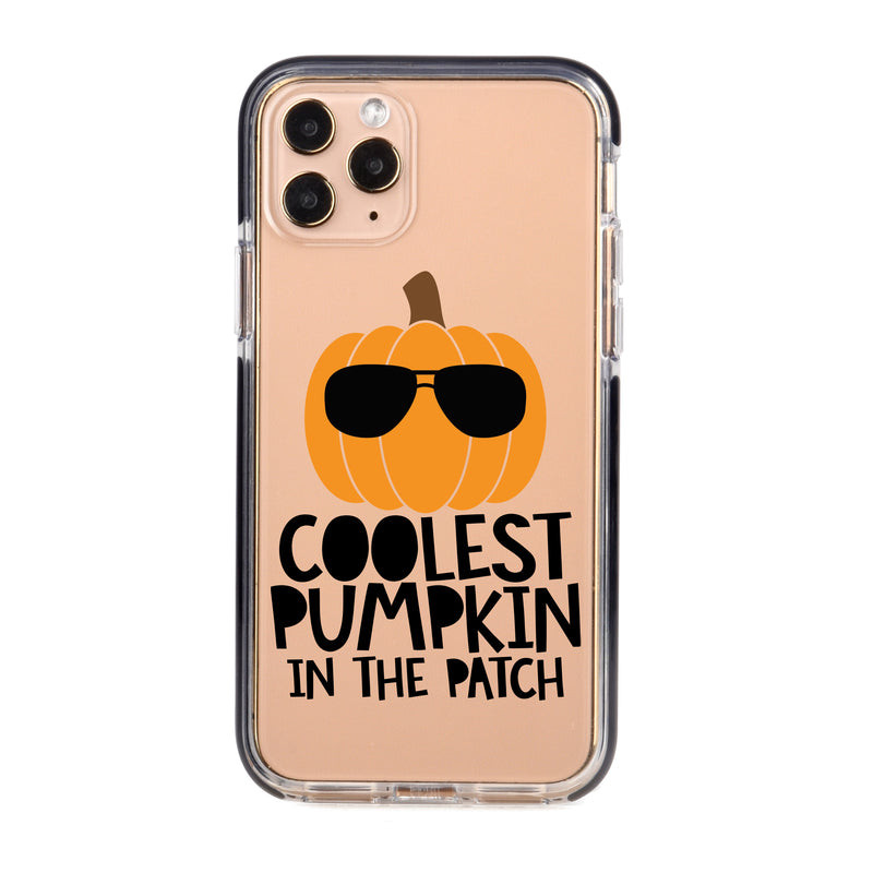 Cool Pumpkin Impact iPhone Case