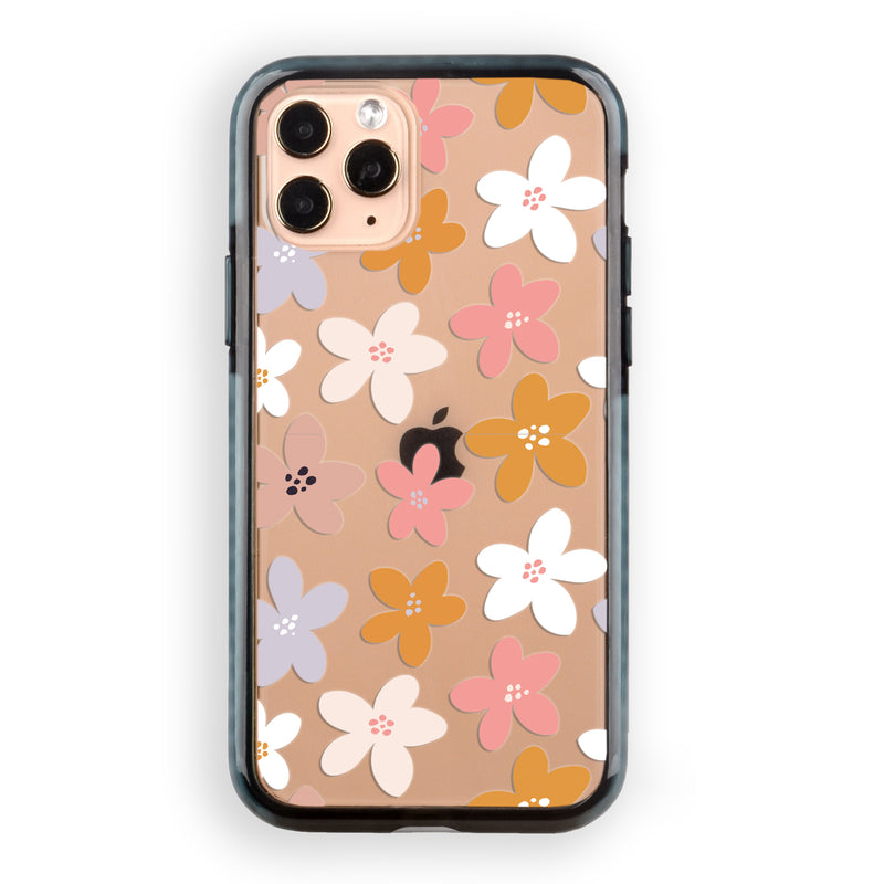 Summer Flowers Impact iPhone Case