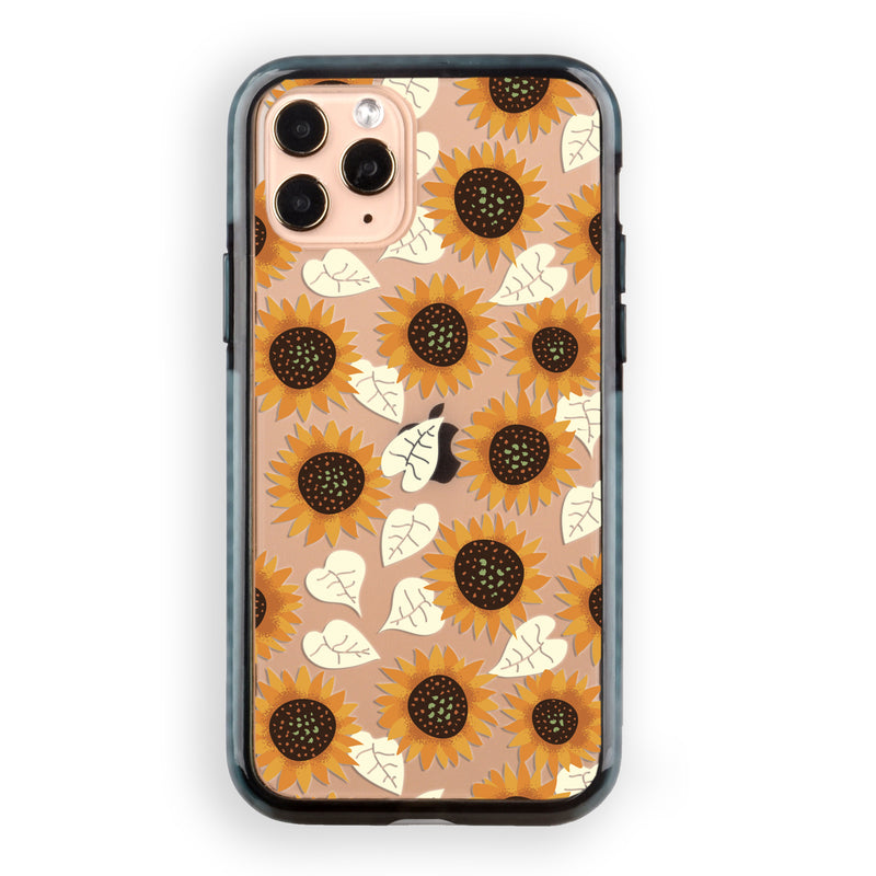 Sunflowers Impact iPhone Case