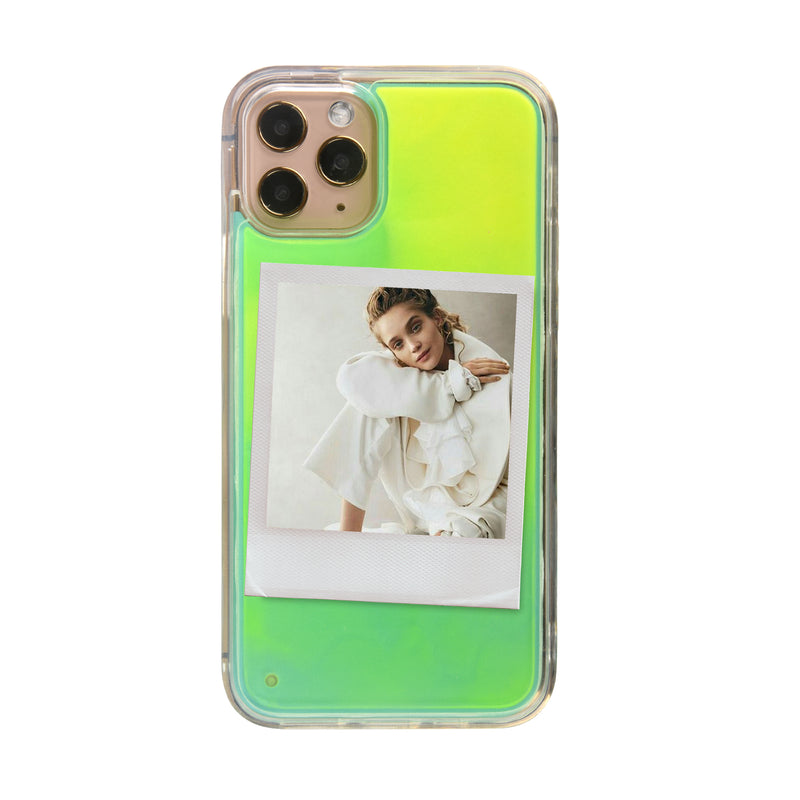 Custom Photo NeonSand iPhone Case