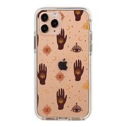 Hamsa Third Eye Impact iPhone Case