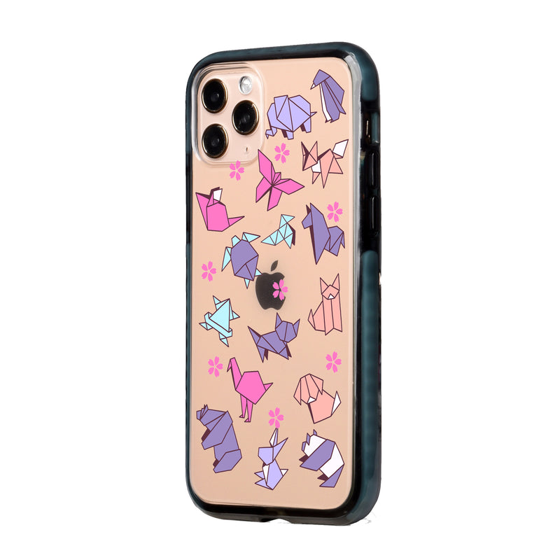 Origami Animals iPhone Case