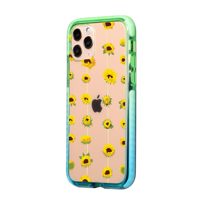 Sunflowers Garland iPhone Case