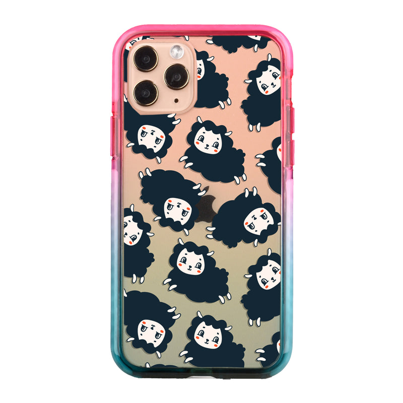 Blacksheep Impact iPhone Case