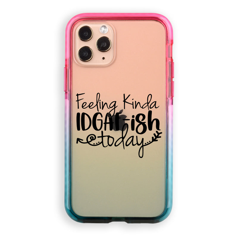 Today's Feelings iPhone Case