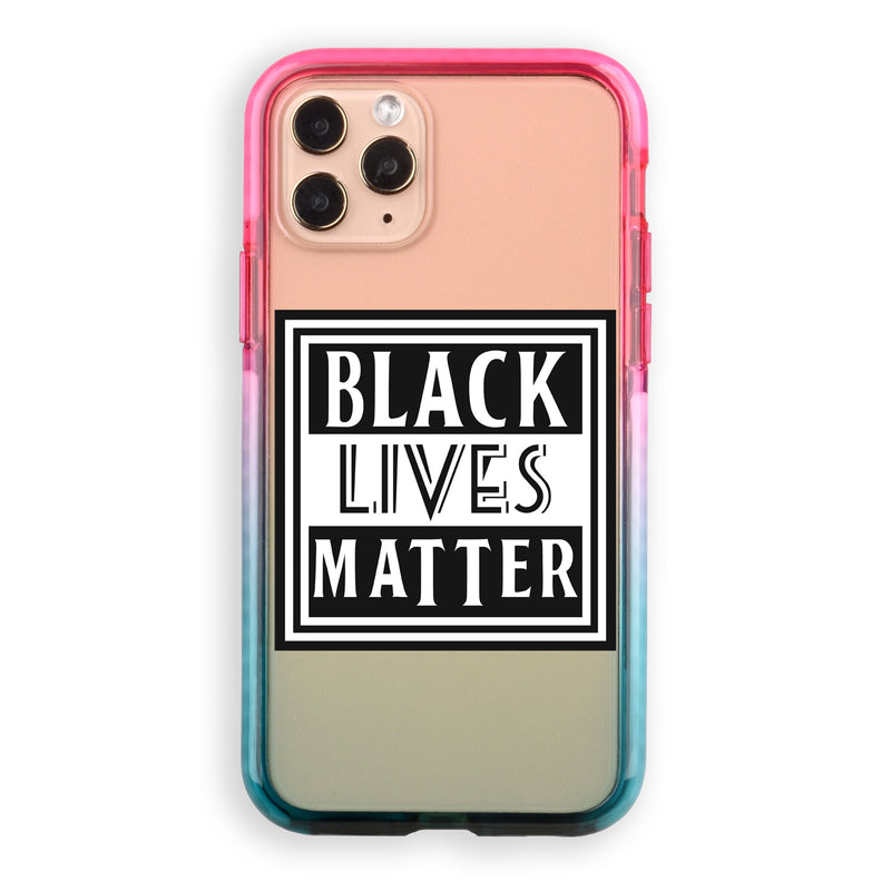 Resistance Black Lives Matter iPhone Case