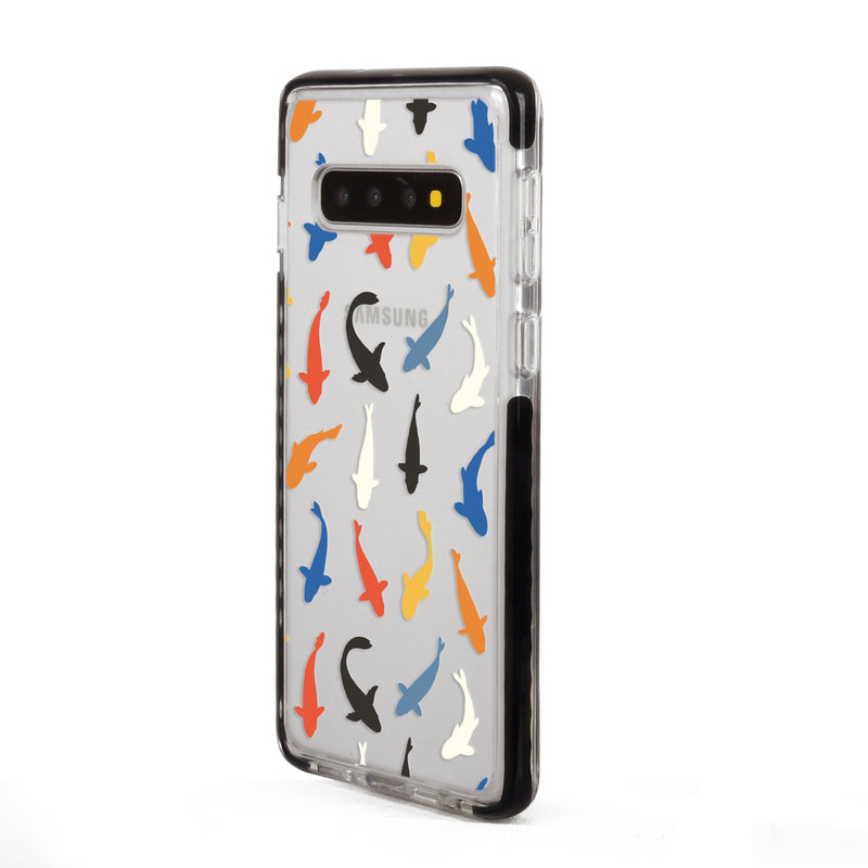 Koi Fishes Samsung Case