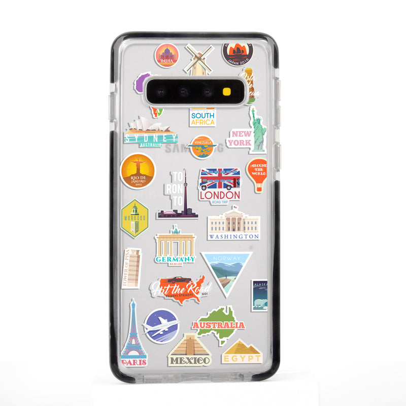 Holiday Travel Impact Samsung Case