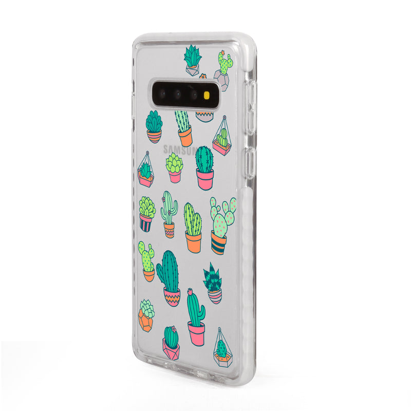 Colorful Cacti Samsung Case