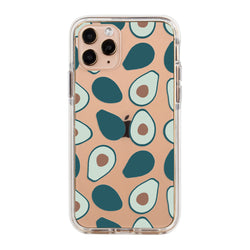 Avocados Impact iPhone Case
