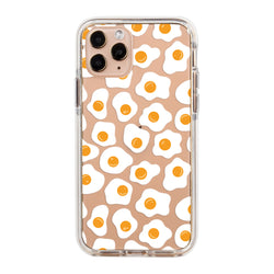Fried Eggs Impact iPhone Case