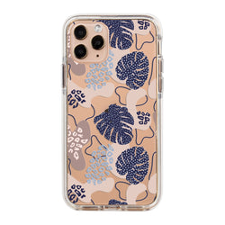 Exotic Leaves Impact iPhone Case
