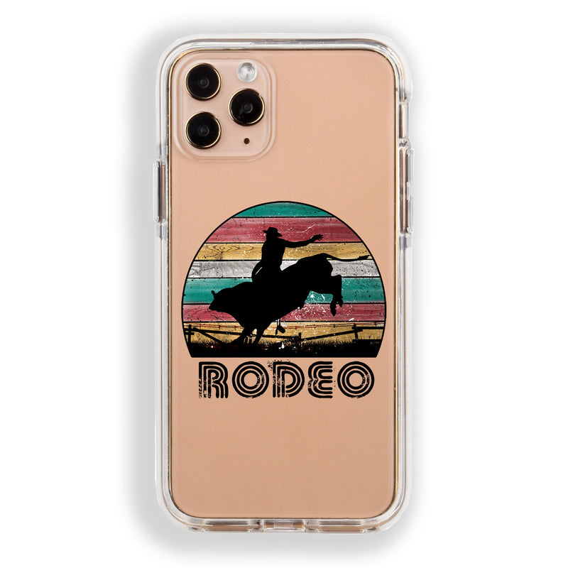Rodeo Rider iPhone Case