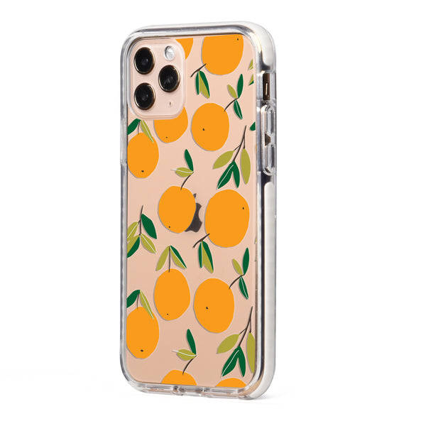 Oranges Impact iPhone Case