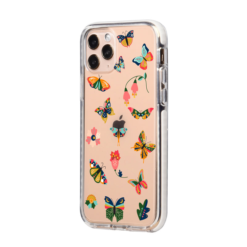 Bohemian Butterflies iPhone Case
