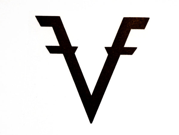 Vigor Vibe Logo Decal