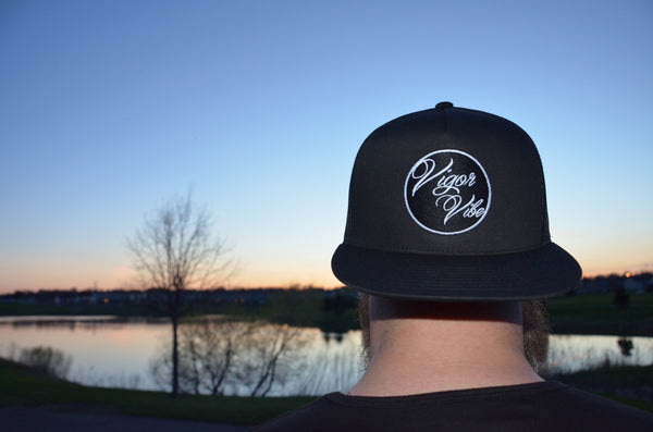 Vigor Vibe Patch Trucker
