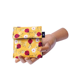 Mini Wallet - Ladybugs