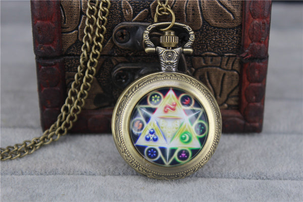 Legend of Zelda Pocket Watch