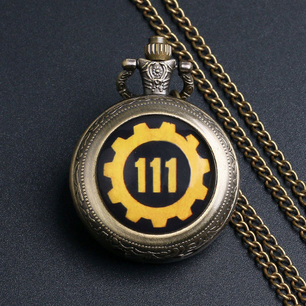 Fallout4 Vault 111 Pocket Watch