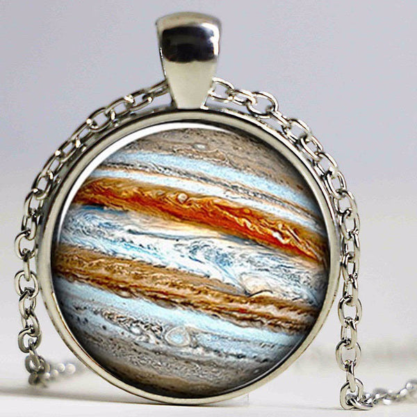 Jupiter necklace
