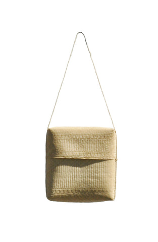 Tasbuku Bag - Large - Natural - bamboo - marbaii