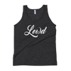 Lewd Cursive American Apparel [Tank Top]