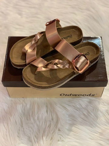 """Comfort and Style"" Sandal"